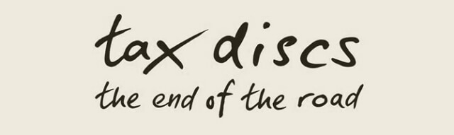 tax discs abolished