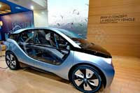 BMW i3 green fleet