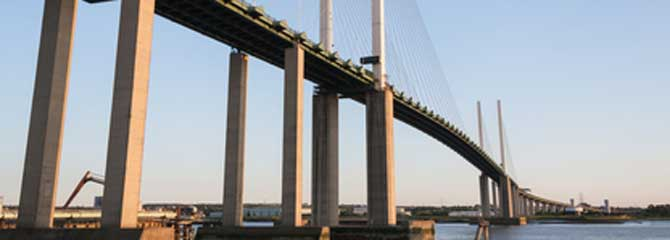 dartford bridge crossing changes