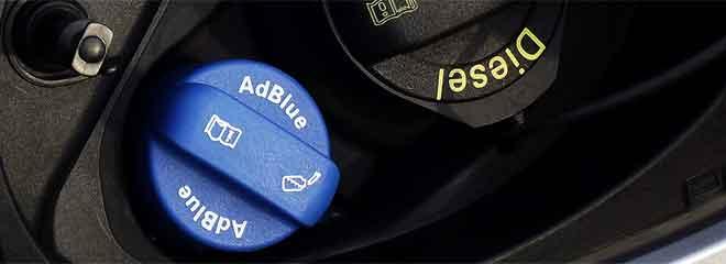 Euro6 diesel emissions adblue