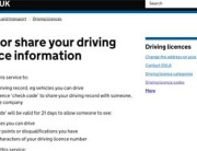 DVLA extends driving licence access period to 21 days