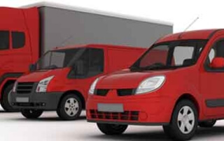 commercial rental vehicles