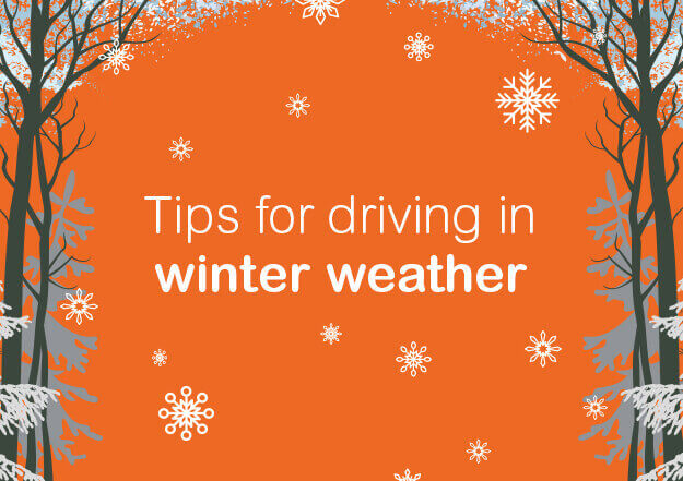 road safety winter driving tips