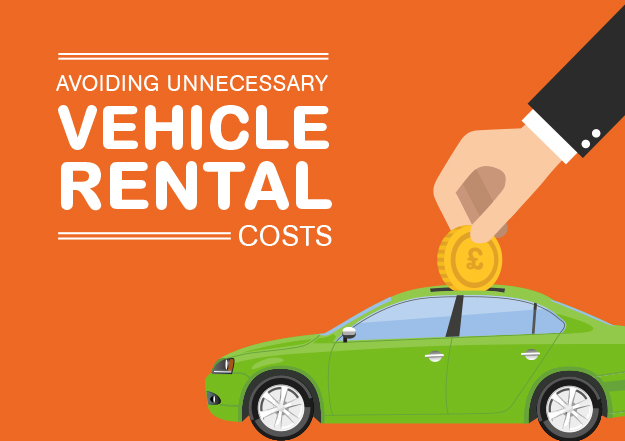 Avoiding unnecessary vehicle rental costs