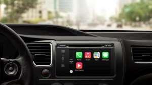 connected car apple car play