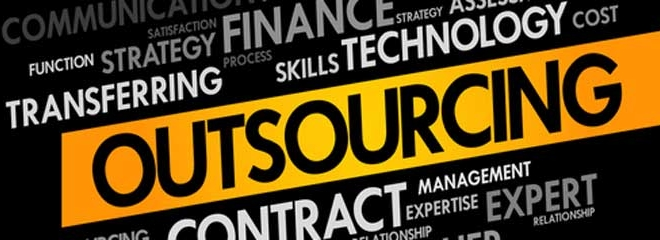 Outsourcing not just for large companies, says new study