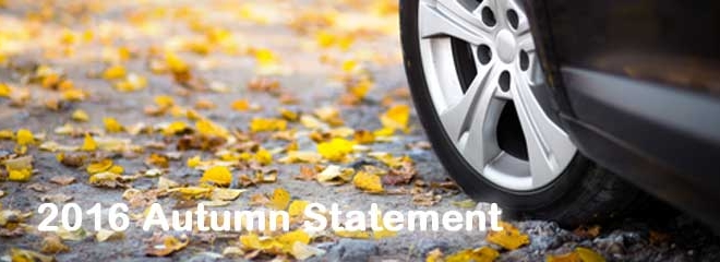 Autumn Statement increases taxes on salary sacrifice and freezes fuel duty