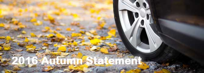 2016 Autumn Statement
