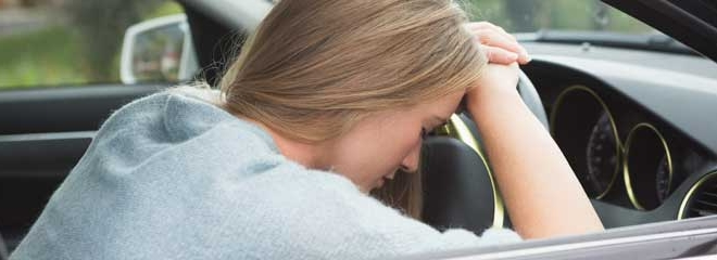 Tired drivers cost lives – don't drive tired!