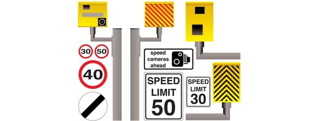 New Tougher Speeding Fines Come Into Force