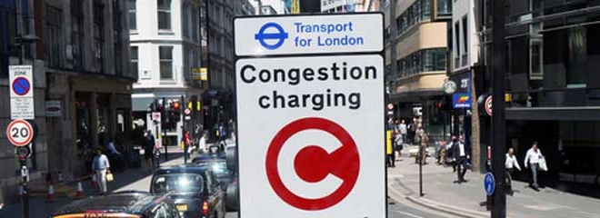 New Emissions-based T-Charge for Central London