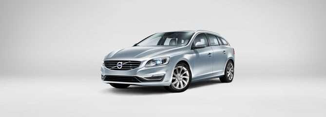 Minilease offers Volvo V60