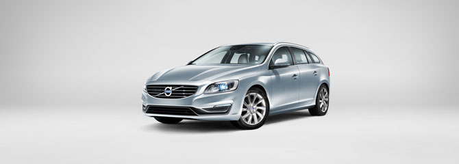 Minilease offers Volvo V60