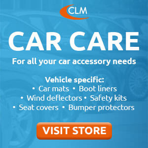 CLM Car Care for all your car accessory needs