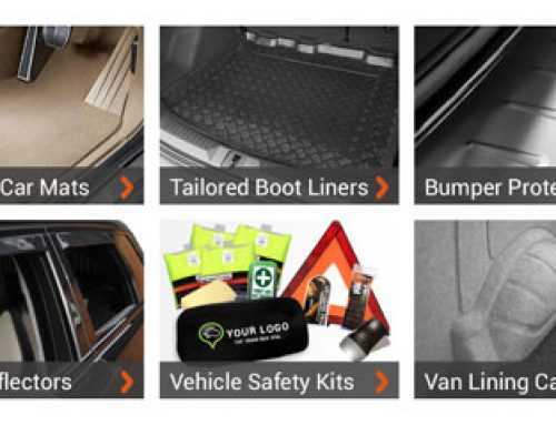 Car Accessories Available From CLM