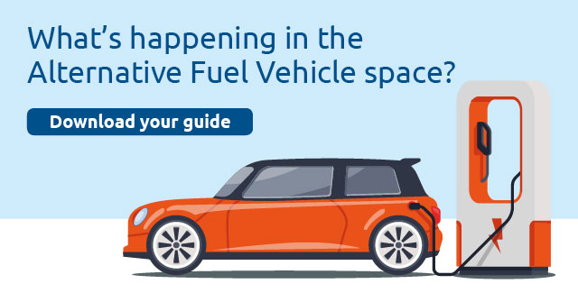 What's happening in the alternative fuel vehicle space