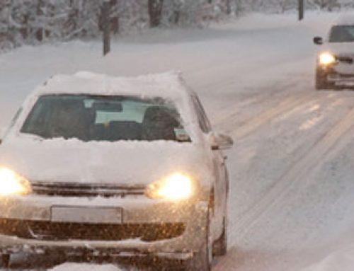 Winter Weather Fleet Policy