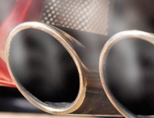 Average New Car CO2 Emissions Increase