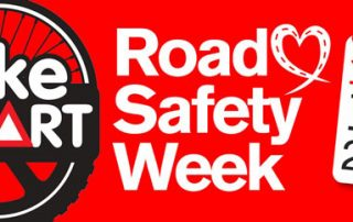 bike smart road safety week