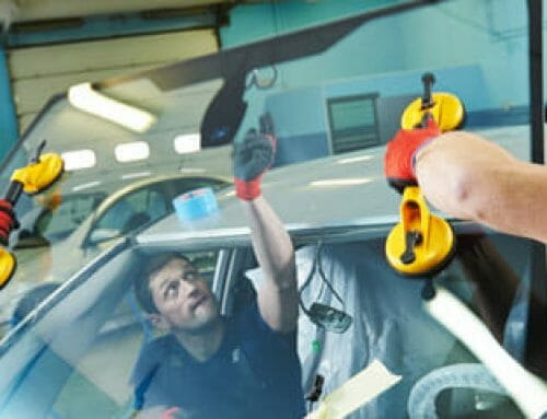 Windscreen Replacement Getting More Complex