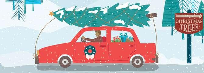 christmas driving tips