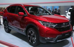 new fleet cars honda cr-v