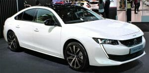 new fleet cars peugeot 508