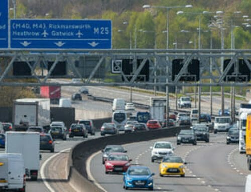 Speed Limits on Smart Motorways
