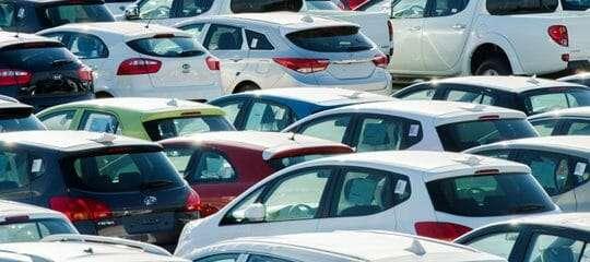 car sales market