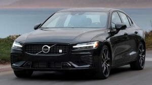 new fleet cars volvo s60