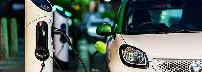 Alternative Fuel Vehicle charging