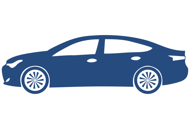 Prestige Car Blue