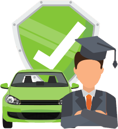 educate drivers icons
