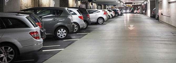 Multi Storey Parking