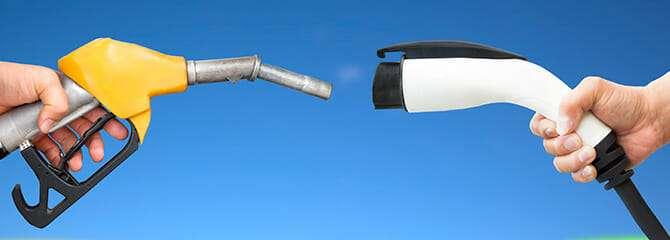 Electric vs petrol